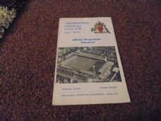 Chesterfield v Peterborough United, 1968/69